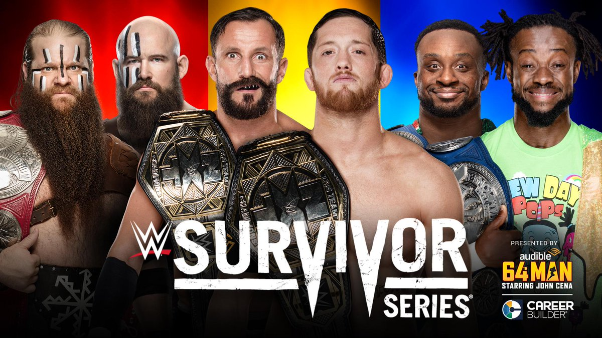 WWE Survivor Series Kickoff To Feature A Battle Royal And More