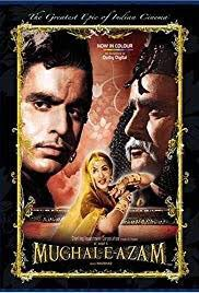 """Just saw India's greatest film """"Mughal-e-Azam"""" for the NTH time on Zee Classic. Kya bola jaye? Hope generations to come will learn from it. What a perfect film. So proud I have seen filming of it. Never will be such a film!"""