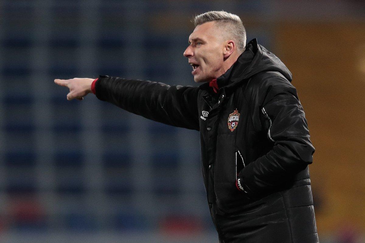Сергей Овчинников в ЦСКА