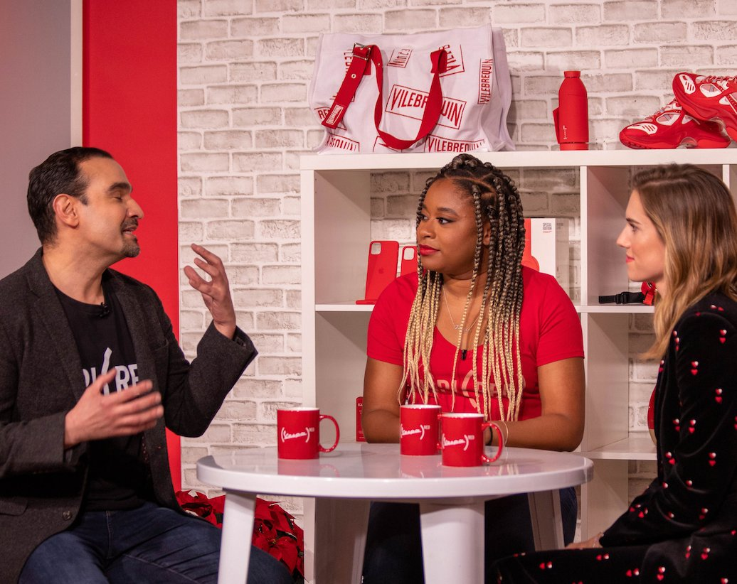 Our (PRODUCT)RED BOTTLE was featured on @RED s first fully shoppable show on @amazon! ❤️ SHOP @RED SAVE lives with us on Amazon.com/RED. #SHOPATHON #amazonlive