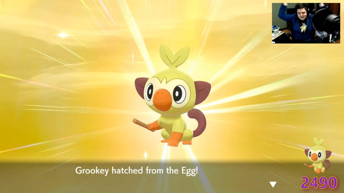Theunderdog2020 On Twitter Shiny Grookey After 2 490 Full Odds Eggs 2 Starters Down 1 To Go Let S Do This It is almost like a super version of java which offers. theunderdog2020 on twitter shiny