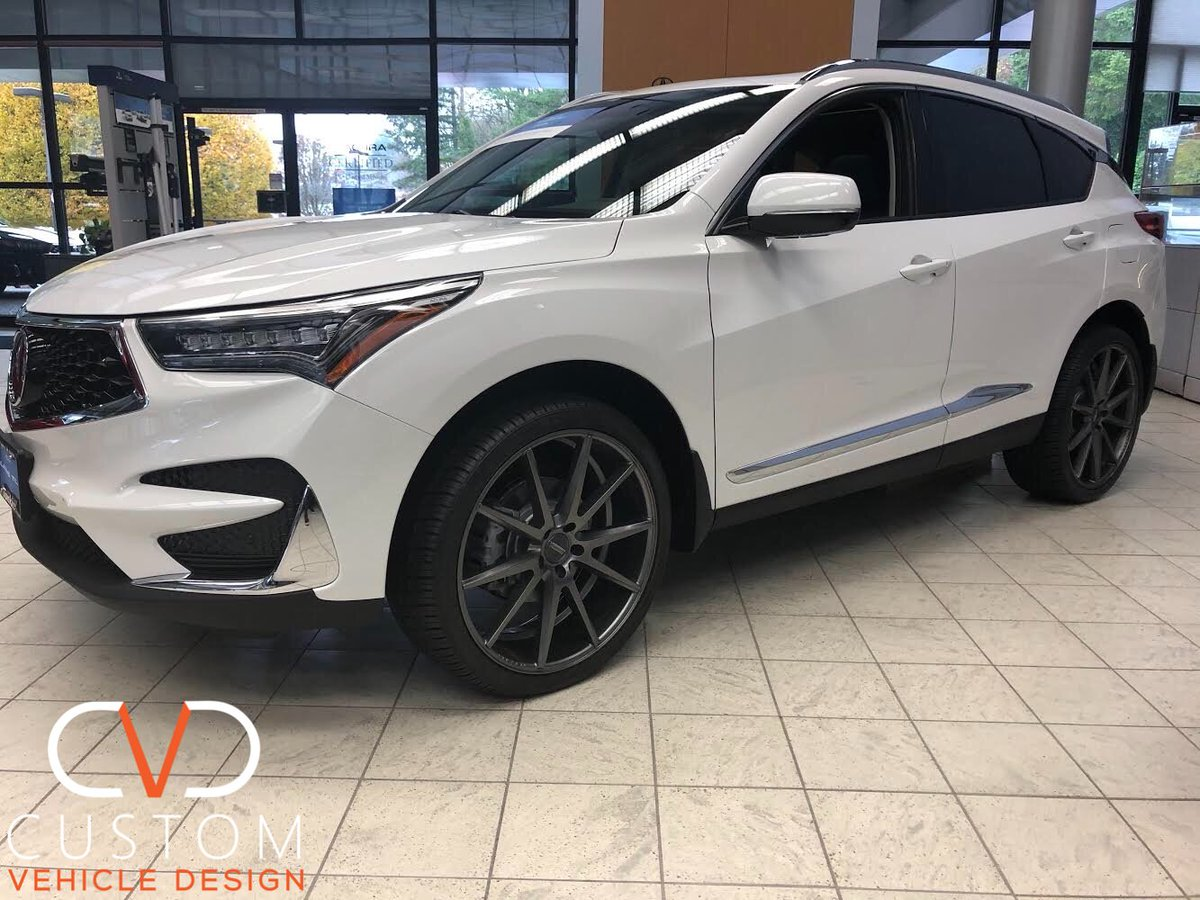 Custom Vehicle Designs On Twitter 2019 Acura Rdx On 22 Inch Vossen Wheels 2019 Acura Rdx Acurardx 22inch Vossenwheels Cvd Cvdauto Customvehicledesign Https T Co R2abcbc47o