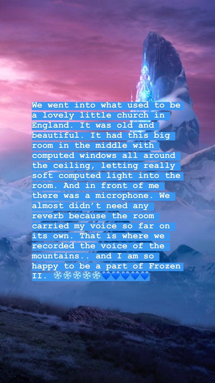 La Reine des Neiges II [Walt Disney - 2019] - Page 41 EKLA_HUWsAEHNV9?format=jpg&name=large