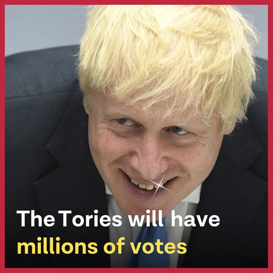 This could be key. Tomorrows the DEADLINE to apply for a postal vote: postalvote.labour.org.uk