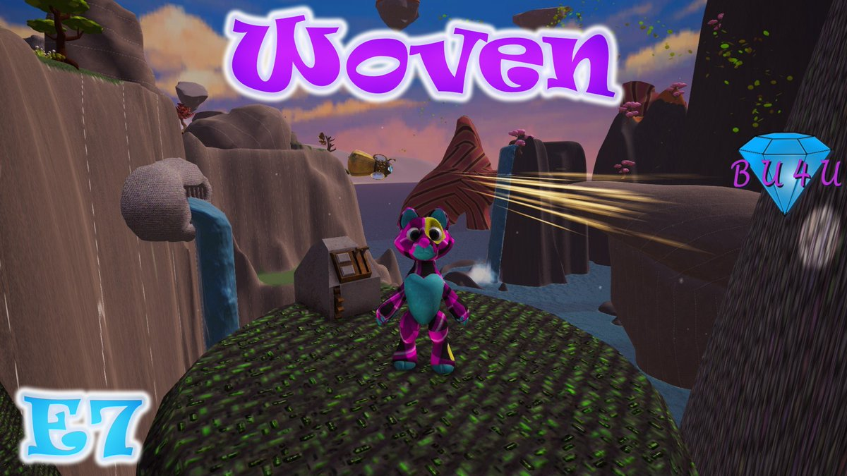 Love the huge variety of Stuffy appearances in #WovenTheGame! 😍 Todays episode is now live: https://youtu.be/f4mq5LHH7G8  @WovenTheGame @AlteregoGamesBV #indiegame #letsplay #pcgaming