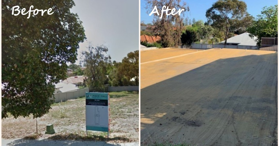 Selling land?  This Mosman Park property was on the market for 12 months, we at Tradewinds Property provided the solution it then sold in one week, for more than it was listed for previously. See before & after.  #sellingland #mosmanpark #perthpop #realestate #subdivide https://t.co/r3Nf1pu6Ko