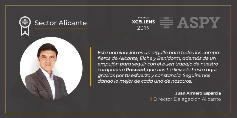 test Twitter Media - ¡Feliz lunes! Hoy os compartimos el mensaje de Juan Armero, director de nuestra delegación en Alicante, centro finalista al Premio Xcellens a la Gestión Preventiva 2019. ¡Enhorabuena equipo! #ASPYAlicante @trabajobienhecho #xcellens2019 https://t.co/0YcFcAbodf