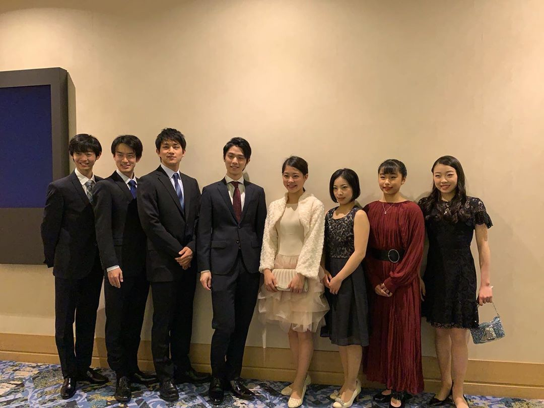 GP - 6 этап. NHK Trophy Sapporo / JPN November 22-24, 2019 - Страница 18 EKMbSWSW4AEKakr?format=jpg&name=medium