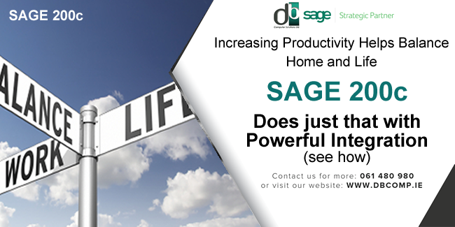 Want more #time for #family and #friends? #Sage200cloud from @DB_Comp integrated with #SageBarcode and #RemoteRep, with #insightful #BusinessIntelligence, saves time for a better #work / #homelifebalance. See how: https://www.dbcomp.ie/do-you-want-more-time-for-family-and-friends-and-more-profits-too/…pic.twitter.com/UOM5b1oPpl