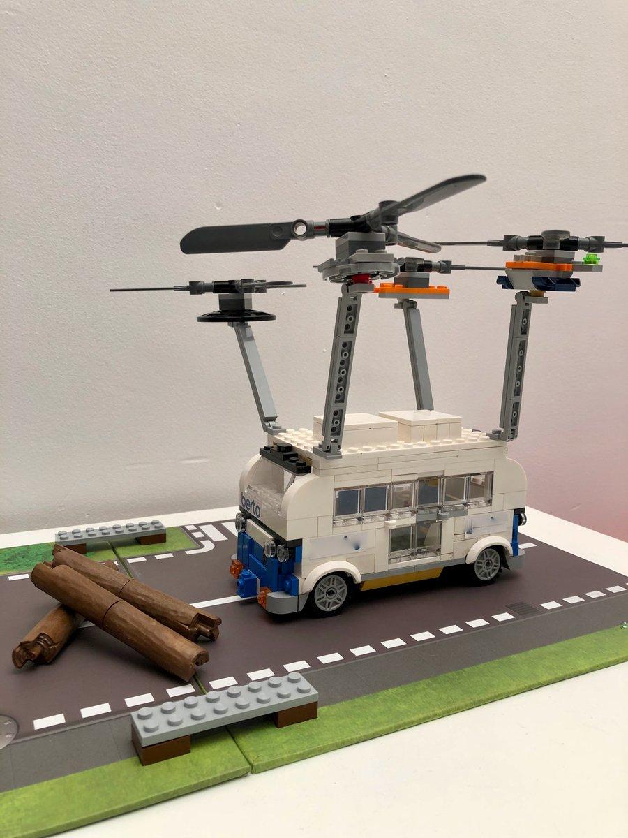 Du coup, #DesignThinking avec @LEGO_Group…