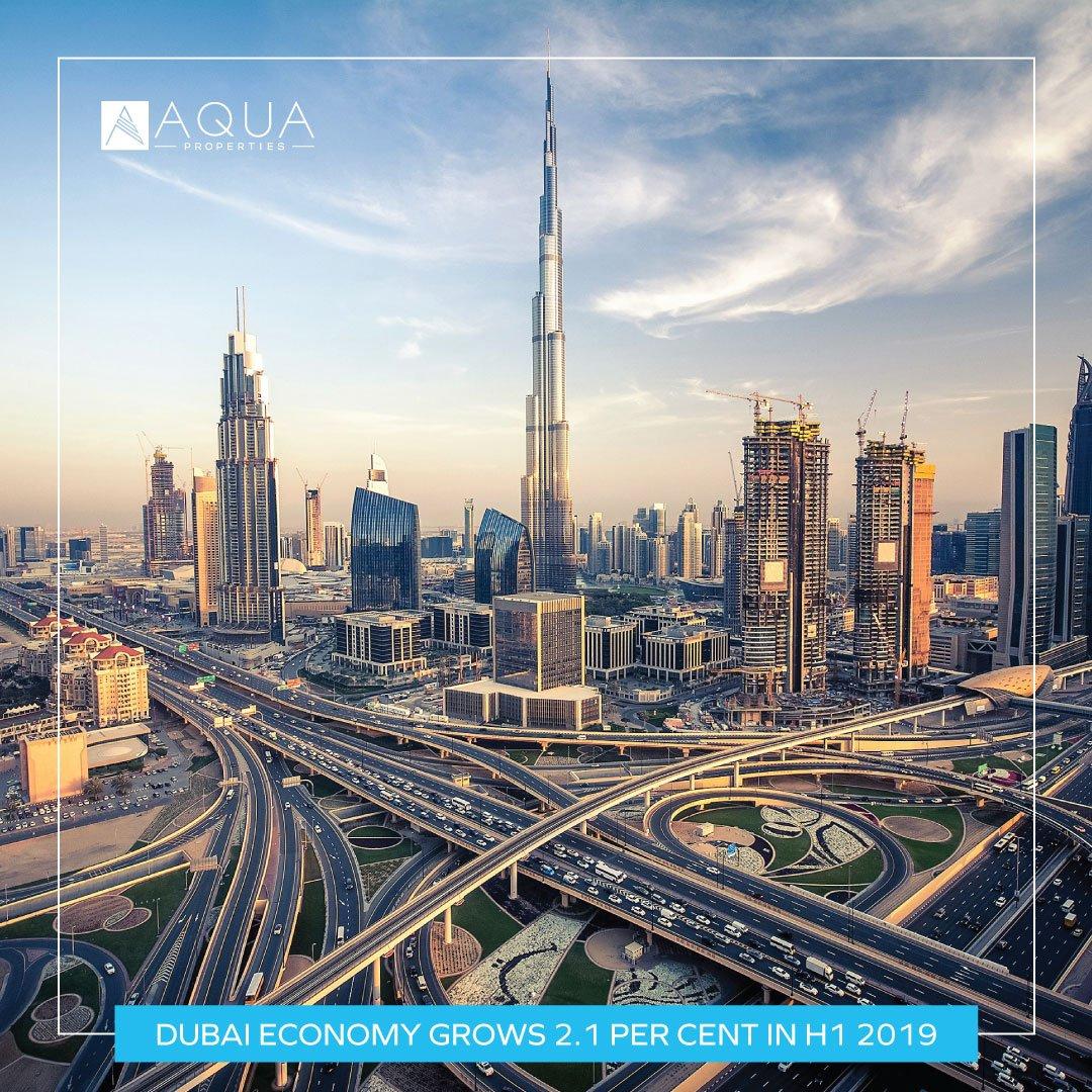 More positive news regarding Dubai's economic growth! https://t.co/njuNQqwzLR #AQUAProperties #RealEstate #DubaiRealEstate #MyDubai #UAE https://t.co/Az9dyswsfZ
