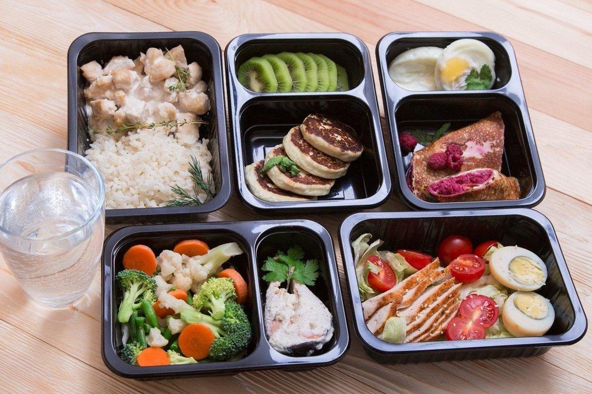 Рационы питания для похудения