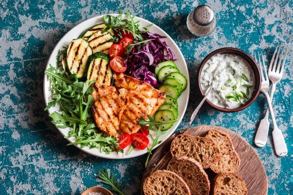 Диет Обед Фото. Обед для похудения: совмещаем питательность и низкую калорийность в главном приёме пищи