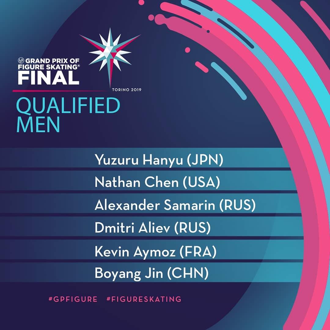 ISU Grand Prix of Figure Skating Final (Senior & Junior). Dec 05 - Dec 08, 2019.  Torino /ITA  EKNpOIaWsAAu4rB?format=jpg&name=medium