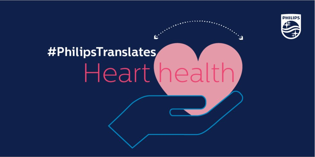 Did you know your heart is about the size of your fist? Keep your eyes peeled to learn more about your heart, and how to keep it healthy over the coming weeks. #PhilipsTranslates https://t.co/MXoTpLVhXE