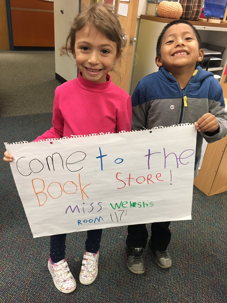 Our Show and Tell book store was a success this morning! Thanks to everyone who stopped by and bought one of our books! <a target='_blank' href='http://search.twitter.com/search?q=kwbpride'><a target='_blank' href='https://twitter.com/hashtag/kwbpride?src=hash'>#kwbpride</a></a> <a target='_blank' href='https://t.co/MS0n3uBvr5'>https://t.co/MS0n3uBvr5</a>