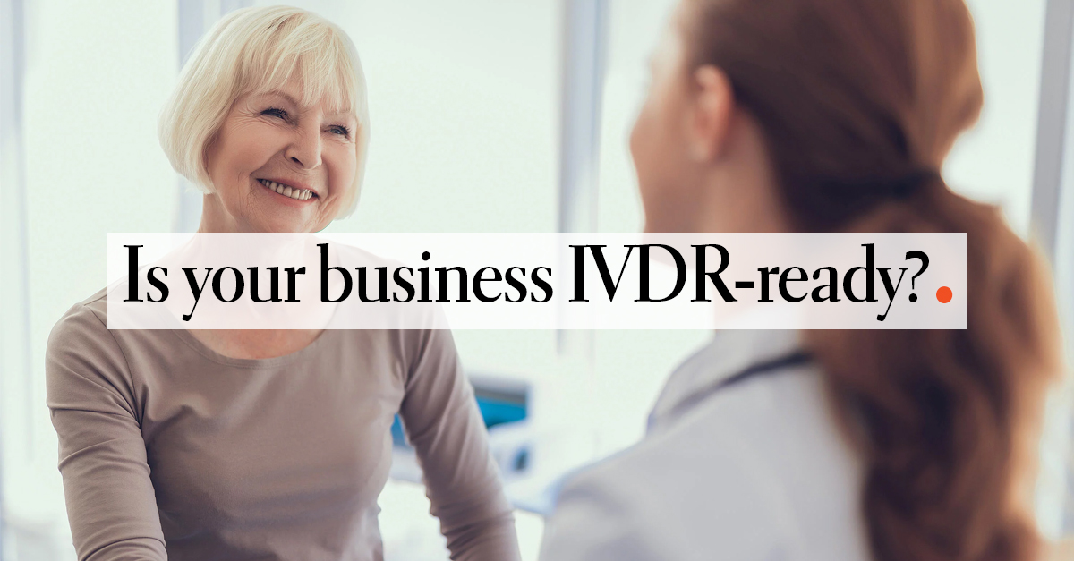 Is your business IVDR-ready, or are there treacherous gaps in your strategy? In this 2-part series, we focus on how to prepare when it comes to managing OEM relationships and new partnerships: http://bit.ly/2CvRn9X ----- #IVD #TecanPartnering #OEM #OEMlab
