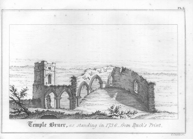 We thought we would start a new feature on here called #MonumentMonday & we are kicking things off with a look at Temple Bruer! Dating to the 12th century, it was home to one of the wealthiest #KnightsTemplar perceptories in England, second only to London. #HistoricPlacesLincs