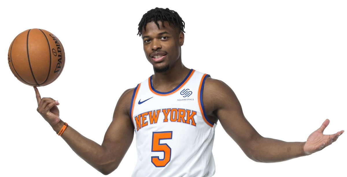 Join us in wishing @Dennis1SmithJr of the @nyknicks a HAPPY 22nd BIRTHDAY! #NBABDAY #NewYorkForever