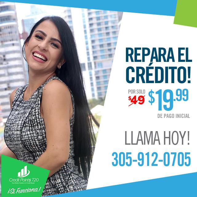 Reparación de Credito! Resultados positivos en 30 días. La consulta es completamente Gratis (Estados Unidos y Puerto Rico) Llama hoy! 305-912-0705    #reparaciondecredito #creditrepair #creditpoints720 #creditpoints720miamipic.twitter.com/GqFzkSrEuv