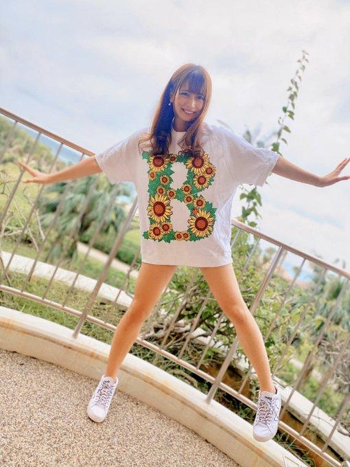 グラビアアイドル桜りんのTwitter自撮りエロ画像5