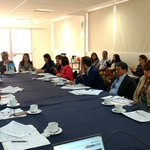 Image for the Tweet beginning: #25Nov Hoy en la reunión