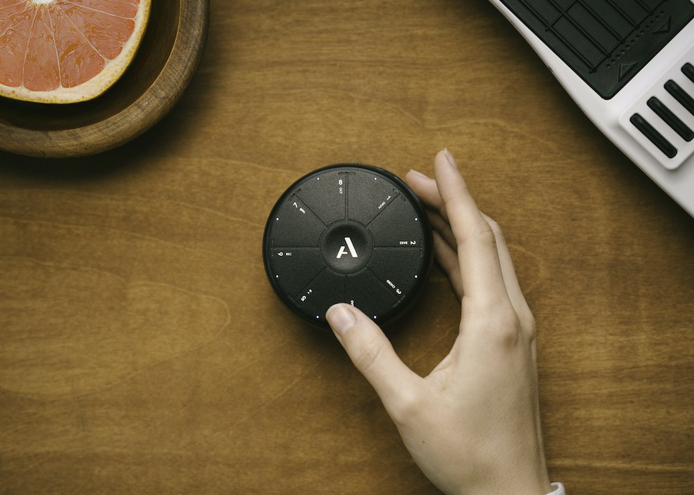 Artiphon launches a Kickstarter campaign for its new musical device Orba by @anthonyha