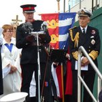 Image for the Tweet beginning: #Brightlingsea's Blessing & Reclaiming of