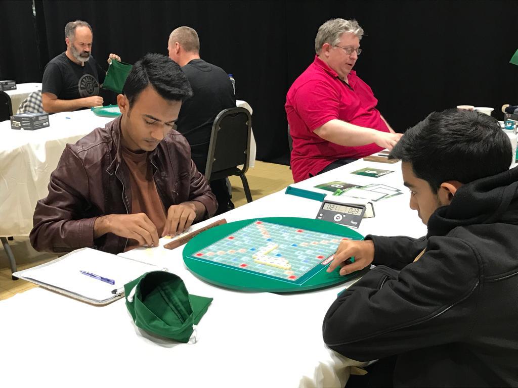 Just got back from the UK after the World Scrabble Championship 2019. #scrabble #pakistanscrabble #worldscrabble #worldchampionship #pakistan #karachi https://t.co/J2oMrmWAjm