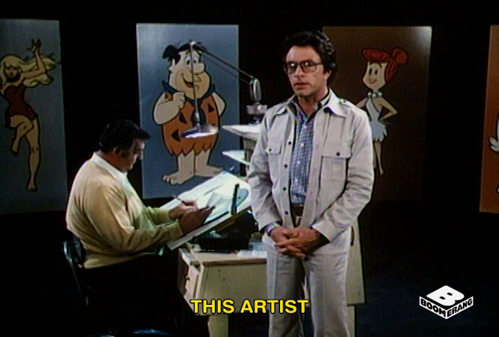 Get a behind-the-scenes look at the magic behind your fav Hanna-Barbera characters! 🎨🎬