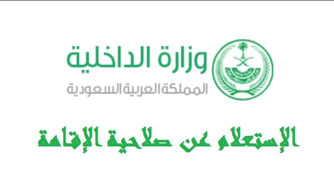 نجوم مصرية رابط الاستعلام عن صلاحية الاقامة وتاريخ انتهائها في