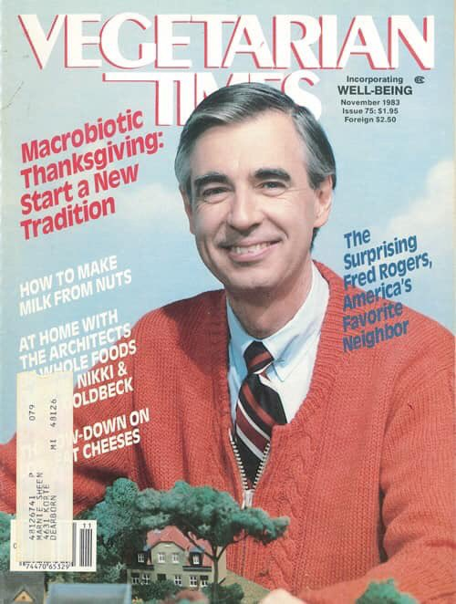 Misterrogersquotes On Twitter I Don T Want To Eat Anything That Has A Mother