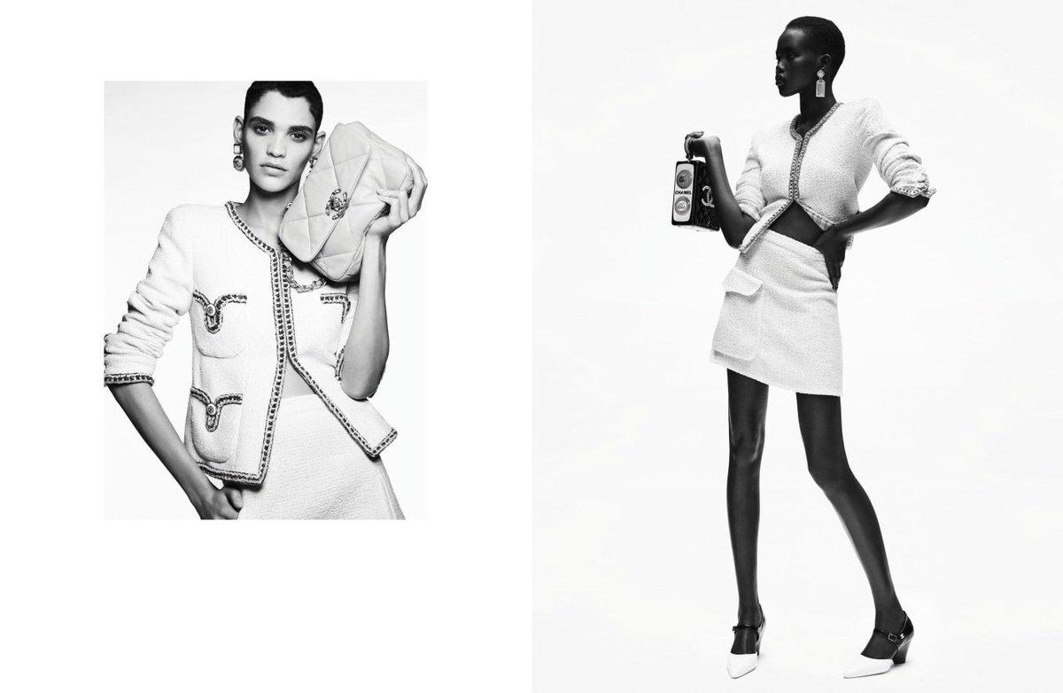 Campagne pour la collection #CHANELCruise 2019-20, imaginée par #VirginieViard et disponible en boutique #CHANEL et sur https://t.co/Tl4kgzsjHX #DestinationCHANEL 👉 https://t.co/D1Kctf3DPO L'héritage de Coco Chanel #espritdegabrielle https://t.co/ZM8DA67iK4