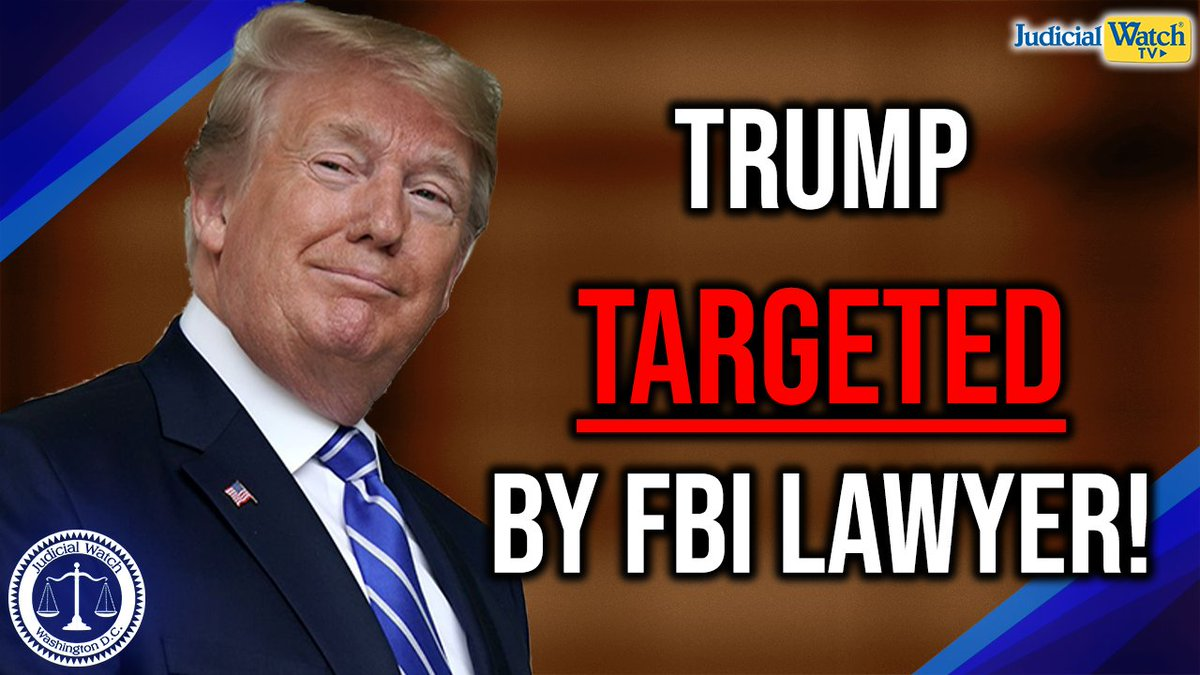REPORTS: Anti-@RealDonaldTrump FBI official tampered with evidence used to justify spy warrants targeting President Trump.  #Spygate is worst corruption scandal in American history -- and President Trump is a crime victim.