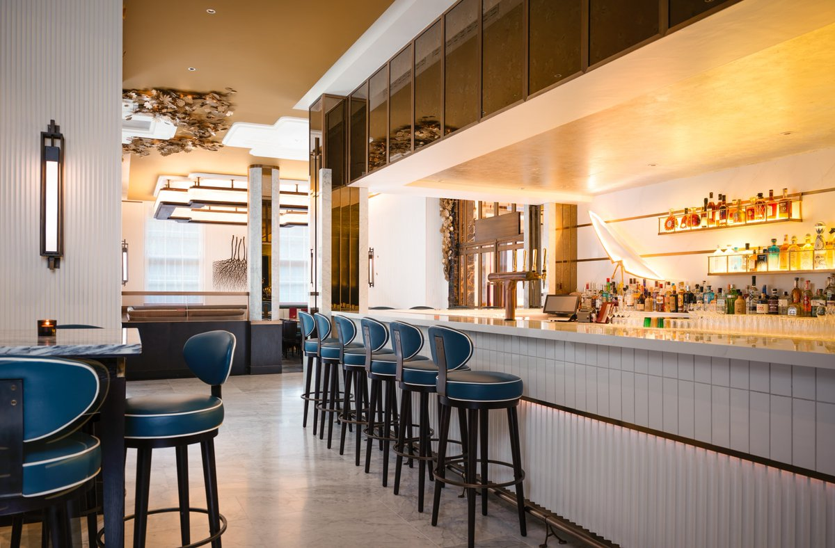 Wonderful to see the newly refurbished and reopened The Biltmore Mayfair and to have the chance to sample the delights of Jason Atherton's @the_betterment_   #londonhotels #eventprofs #hilton #finedining