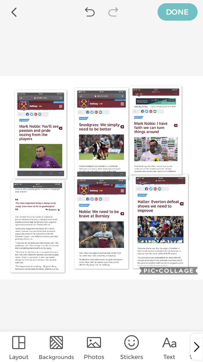 Am I the only person that finds these official West Ham cliches very embarrassing . Wouldn't it be refreshing if one of them admitted that they currently play shit , and they play with as much effort as a sloth with its legs tied up