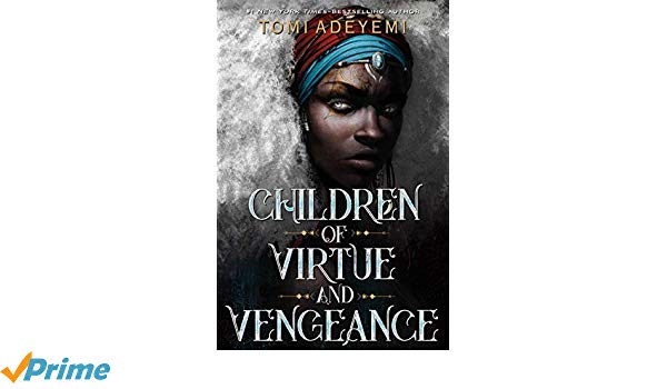 """On Dec. 3rd, get ready for the highly anticipated sequel to our friend @tomi_adeyemi's """"Children of Blood and Bone"""", """"Children of Virtue and Vengeance"""". We can't wait to return to Orïsha and see what's next for Zélie! Pre-order your copy now 🌟 http://ow.ly/KoOX50xhmge"""