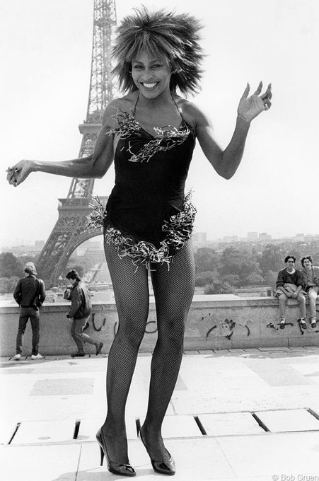 The Queen of Rock & Roll, Tina Turner  is turning 80yrs old tomorrow.  Happy birthday Proud Mary.