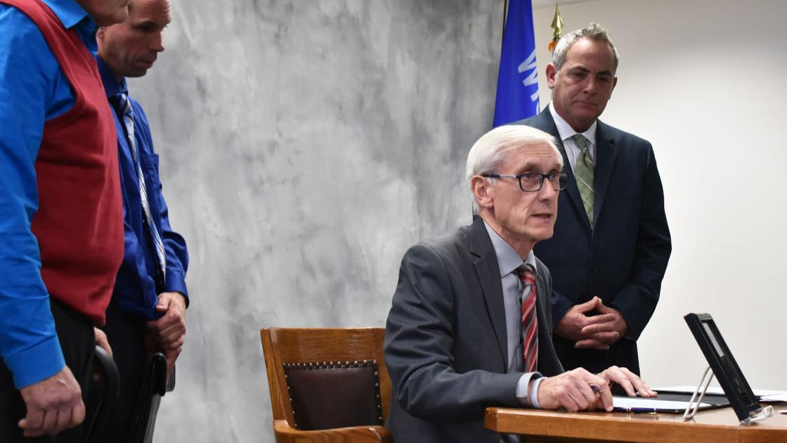 Sen. Jon Erpenbach and Rep. Dave Considine: Wisconsin Legislature comes together to honor Staff Sergeant Daniel D. Busch dlvr.it/RK4jB1