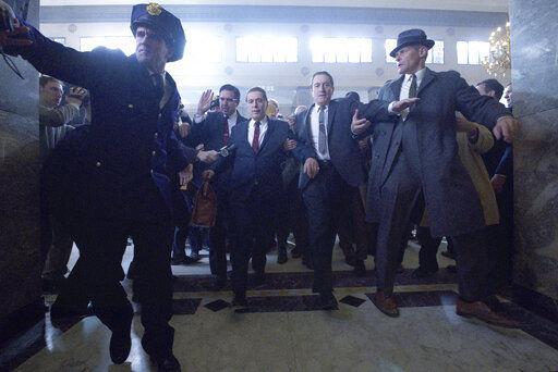 Bingeworthy: Scorseses The Irishman brings gangster tragedy to big and small screen dlvr.it/RK4p2T