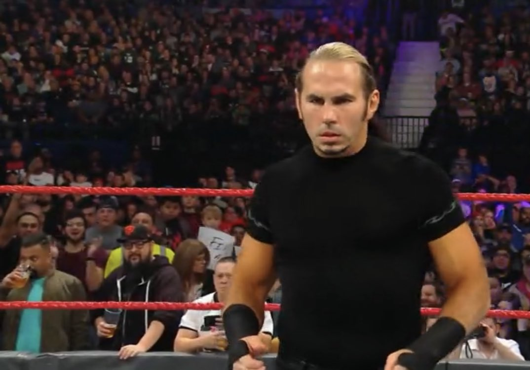 "Matt Hardy Says He's In A ""Tough, Confusing Period Of Life"" Right Now"