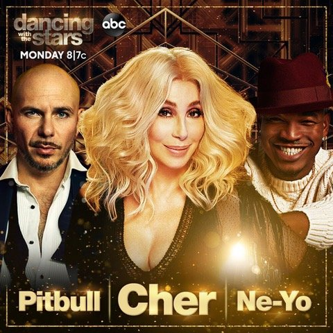 Can't wait to heat up the @DancingABC finale tonight with @NeYoCompound! Tune-in at 8/7c on @ABCNetwork. Dale!