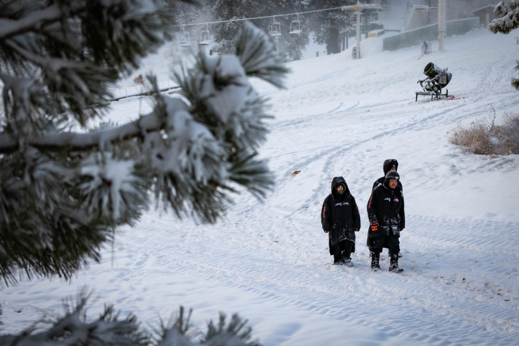 Winter's coming to Southern California: Storm to bring rain and snow trib.al/mAvhxpM