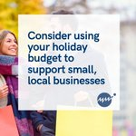 Image for the Tweet beginning: #SmallBusinessSaturday is November 30th! Maybe