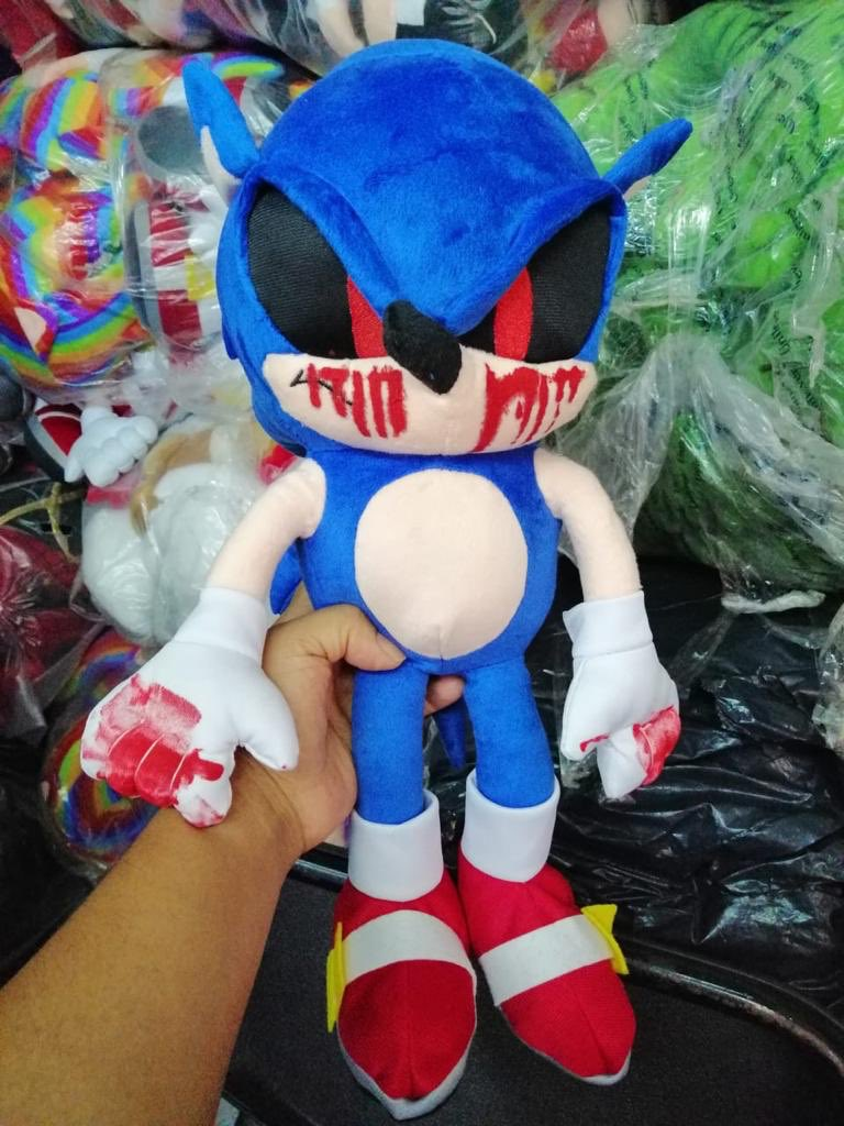 Kewkumber On Twitter New Mexican Bootleg Has Hit The Market Lol Sonicexe