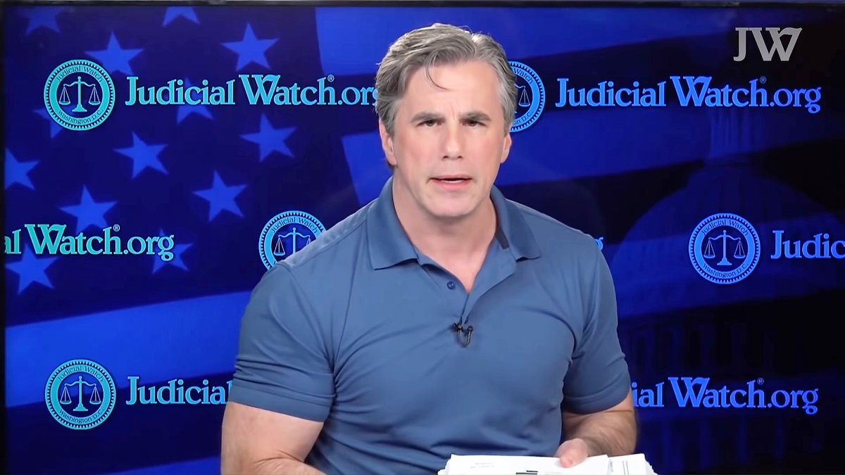 From the beginning, Ukraine was the fulcrum on which the Obama/Clinton/Mueller/Deep State seditionists sought to destroy @RealDonaldTrump. If anyone should be impeached over Ukraine, it should be Barack Obama and Joe Biden. @JudicialWatch update: youtu.be/jAxrY4M0_kc
