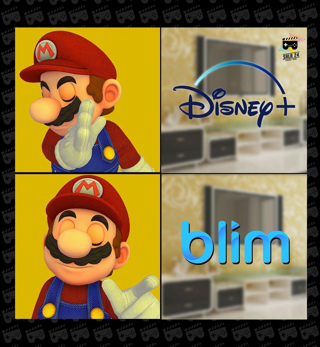Espero que en #DisneyPlus esté #LaRosaDeGuadalupe.  ¿Están listos para la llegada de #Disney a sus carteras?    Para más contenido, visita http://www.sala24.com.mx #cine #cinema #mariobros #meme #videogames #videojuegos #memesvideojuegos #gamer #cinefilopic.twitter.com/WN8EL77Raj