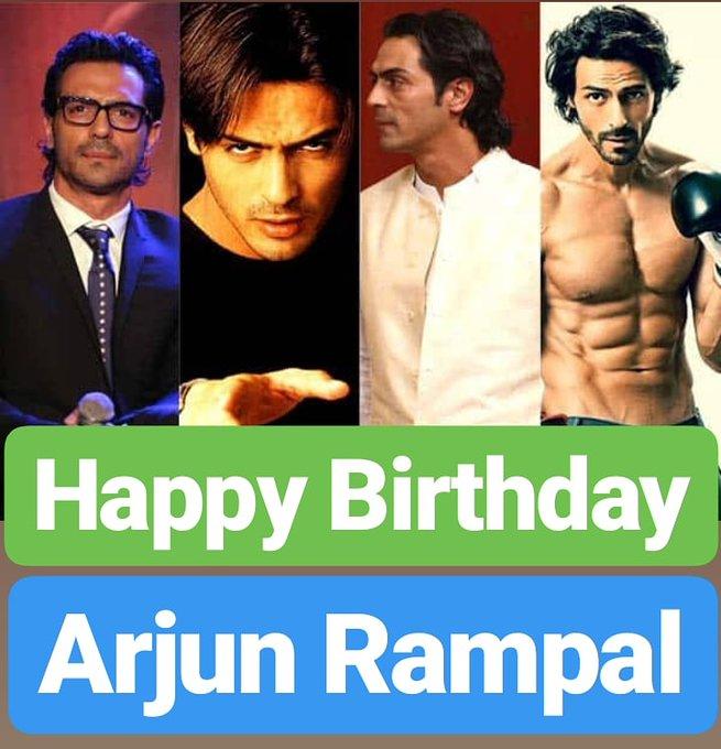 Happy Birthday  Arjun Rampal