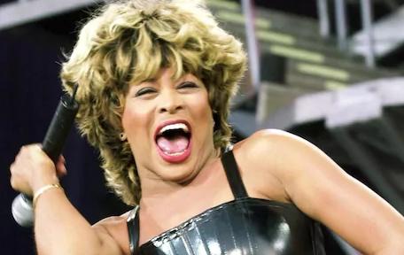 Happy 80th birthday to Tina Turner, artist and survivor!