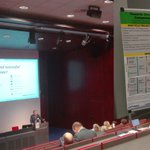 Image for the Tweet beginning: BioKierron posteri esillä HAMK:in BAK-seminaarissa. #BAK19